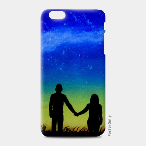 Sunset Love Painting iPhone 6 Plus/6S Plus Cases | Artist : Rahul Tanwar