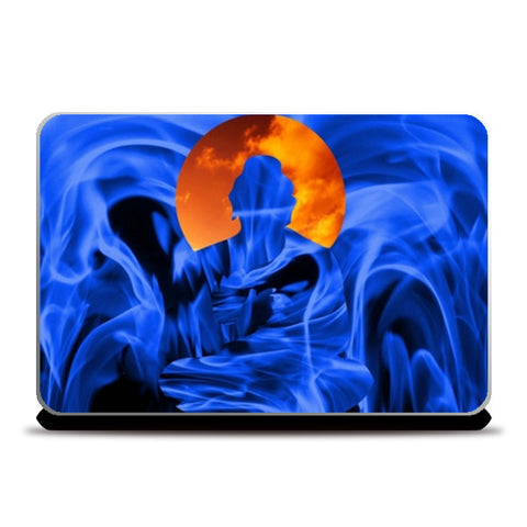 Buddha Sea Laptop Skins | Artist : Tiny Dots
