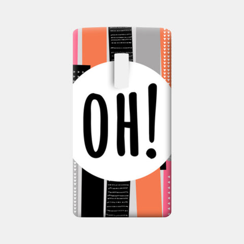 One Plus Two Cases, Oh! One Plus Two Cases | Artist : art_riot, - PosterGully