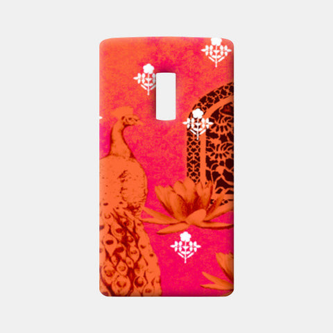 One Plus Two Cases, White Peacock Art One Plus Two Cases | Artist : Jignesh Waghela, - PosterGully