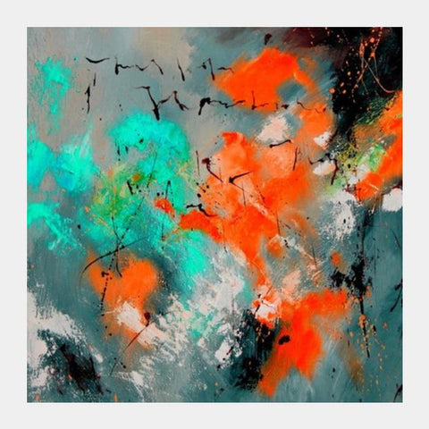 Abstract 9070 Square Art Prints PosterGully Specials