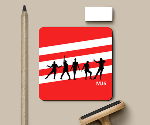 Coasters, Mj Crew Coasters | Artist : MJ5 Officials, - PosterGully