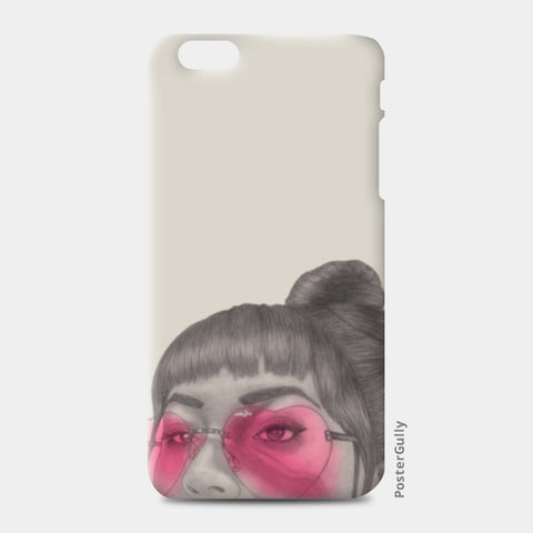 Betty With The Glasses iPhone 6 Plus/6S Plus Cases | Artist : Anniez Artwork