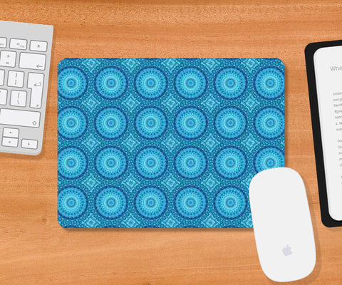 Decorative Patterns Mousepad | Artist : Delusion