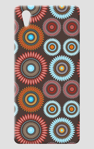 Flower Mandala Seamless Pattern One Plus X Cases | Artist : Designerchennai