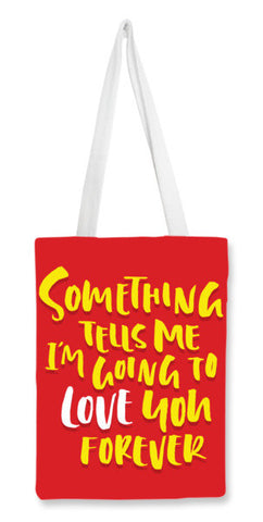 Tote Bags, Love Tote Bags | Artist : Palna Patel, - PosterGully