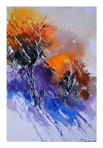 PosterGully Specials, watercolor 615071 Wall Art | Artist : pol ledent, - PosterGully
