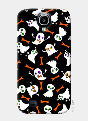Ghost Party Samsung S4 Cases | Artist : Shweta Paryani