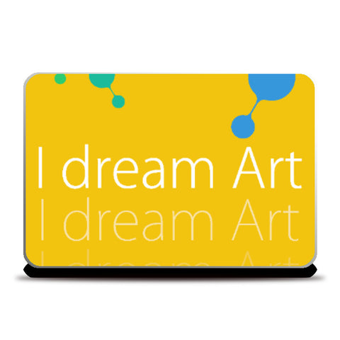 Laptop Skins, I Dream Art Laptop Skin - Gagandeep Singh, - PosterGully