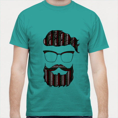 beard men Men T Shirts | Artist : cold kid