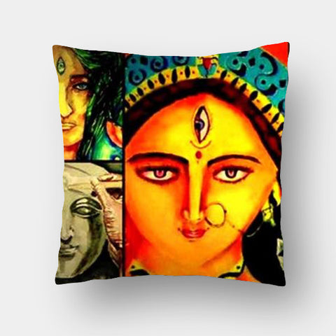 Cushion Covers, durga Cushion Covers | Artist : abhrodeep mukherjee, - PosterGully