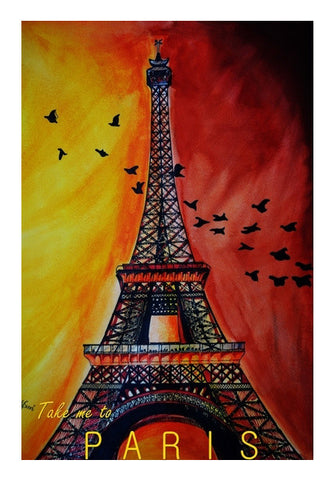 Wall Art, ParisLove Wall Art | Artist : Chahat Suri, - PosterGully