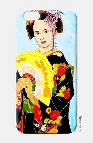iPhone 6 / 6s Cases, Japanese Beauty iPhone 6 / 6s Cases | Artist : Divakar Singh, - PosterGully