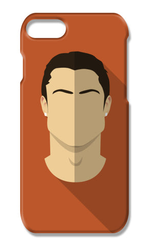 CR7 | Cristiano Ronaldo iPhone 7 Plus Cases | Artist : Shreyansh Kotak