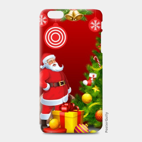 iPhone 6 Plus / 6s Plus Cases, Merry Christmas - Santa Claus |  iPhone 6 Plus / 6s Plus Cases | Artist : Nikhil Wad, - PosterGully