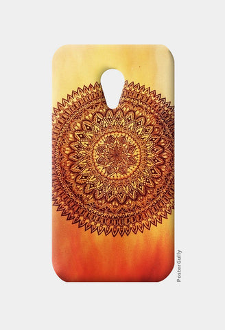 Fiery Mandala Moto G2 Cases | Artist : Susrita Samantaray