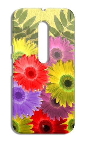 Floral Moto X Style Cases | Artist : Amar Singha