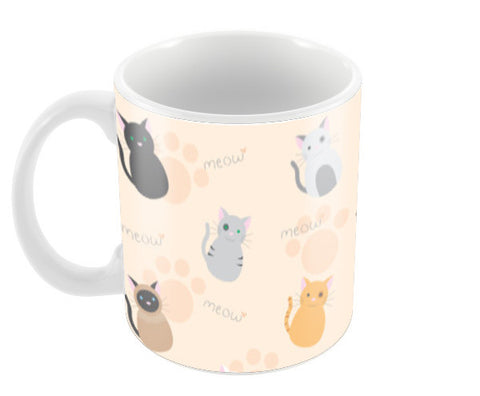 kitty collection Coffee Mugs | Artist : Fariya Arts
