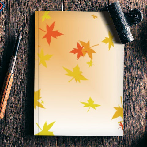 Autumn Notebook | Artist : pravesh mishra
