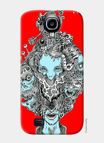 Samsung S4 Cases, MPD SAMSUNG S4 Samsung S4 Cases | Artist : Doodles of Tanmoy Kayesen, - PosterGully