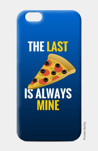 iPhone 6 / 6s, Last slice of pizza |  iPhone 6 / 6s Cases | Artist : Nikhil Wad, - PosterGully