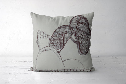 Idle Cushion Covers | Artist : Keemti Vastu