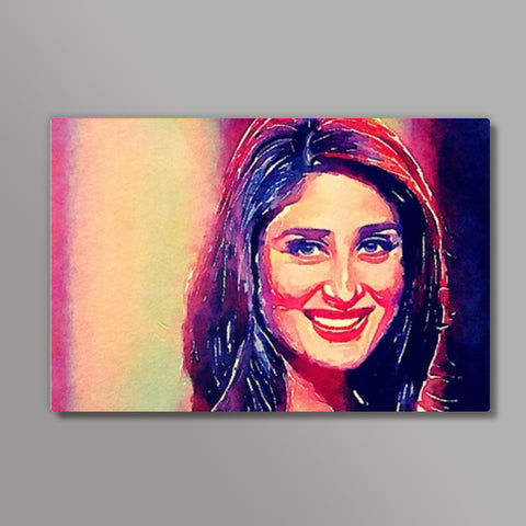 Kareena Kapoor Metal Prints | Artist : Delusion
