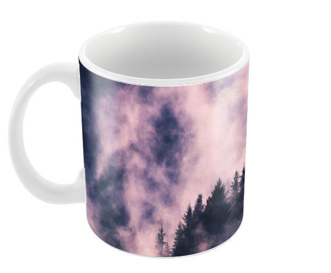 Foggy Night Coffee Mugs | Artist : Uma Gokhale