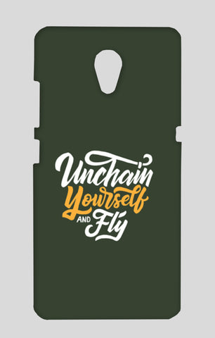 Unchain Yourself And Fly Lenovo P2 Cases | Artist : Inderpreet Singh