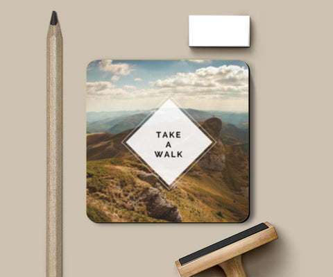 Mountain Love Coasters | Artist : Swati Saxena