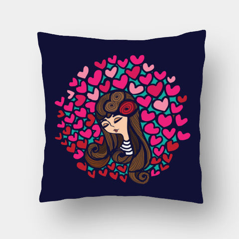 Cushion Covers, Girl Cushion Covers | Artist : abhijeet sinha, - PosterGully