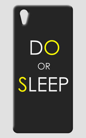 DO or SLEEP One Plus X Cases | Artist : Soumajit Dutta