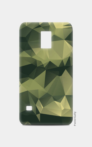 Army Military Samsung S5 Cases | Artist : Manju Nk
