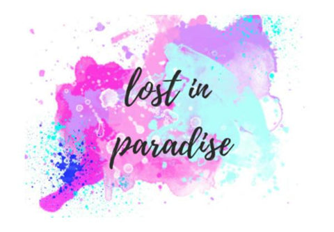Lost In Paradise  Wall Art PosterGully Specials