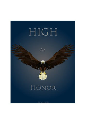 Wall Art, Game OF Thrones House Arryn Wall Art Wall Art | Artist : Vedant Sharma, - PosterGully