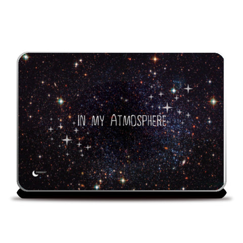 Laptop Skins, IN MY ATMOSPHERE Laptop Skins | Artist : Pixie Dust, - PosterGully