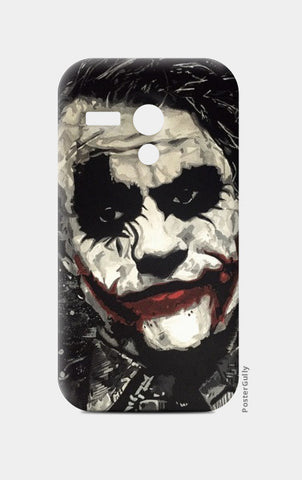 Moto G Cases, Funny Face Moto G Cases | Artist : Pritika Uppal, - PosterGully