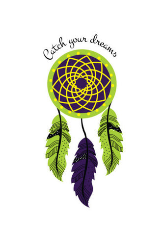Dream Catcher  Wall Art | Artist : Stuti Bajaj