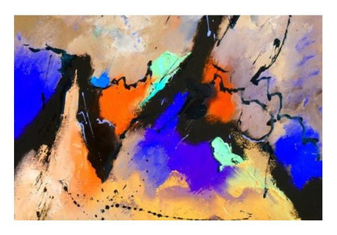 PosterGully Specials, abstract 445566 Wall Art  | Artist : pol ledent, - PosterGully