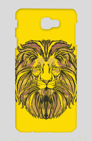 Lion Pop Art Samsung J7 Prime Cases | Artist : Inderpreet Singh