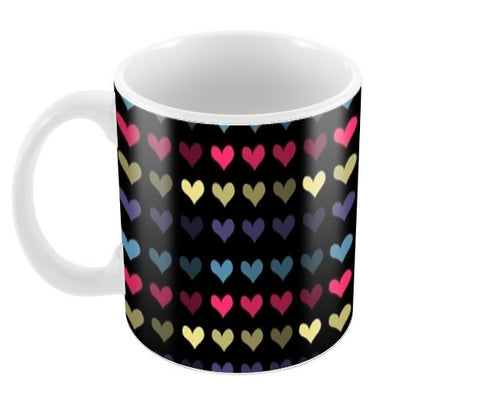 Hearts Coffee Mugs | Artist : Pallavi Rawal