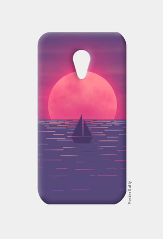 Into the Sea Moto G2 Cases | Artist : Akshita Shah