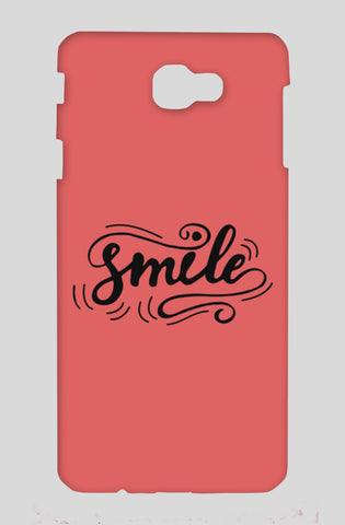 Smile Samsung On Nxt Cases | Artist : Inderpreet Singh