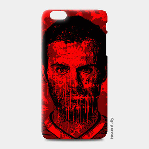 iPhone 6/6S Plus Cases, Juan Mata Illustration iPhone 6 Plus/6S Plus Cases | Artist : Kislaya Sinha, - PosterGully