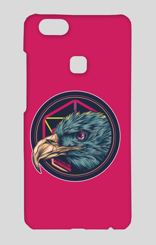 Eagle Vivo V7 Plus Cases | Artist : Inderpreet Singh