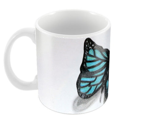 butterfly Coffee Mugs | Artist : Kriti Pahuja