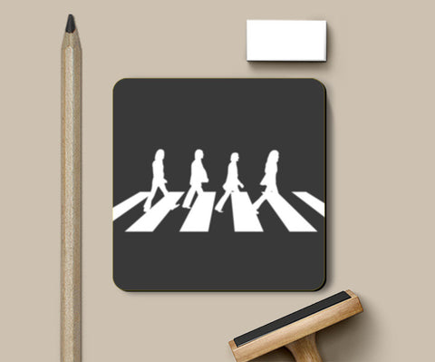 THE BEATLES  Coasters | Artist : Naman Kapoor
