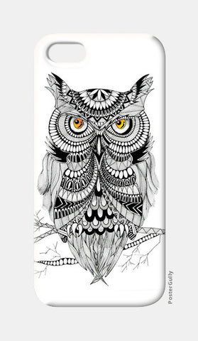 iPhone 5 Cases, Doodle Owl iPhone 5 Cases | Artist : Swathi Kirthyvasan, - PosterGully