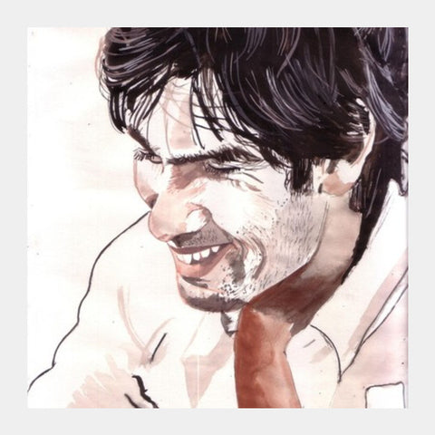 Shahid Kapoor Is Fast Emerging As A Versatile Actor Square Art Prints PosterGully Specials