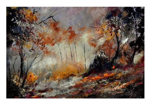 PosterGully Specials, in the wood 4509 Wall Art | Artist : pol ledent, - PosterGully